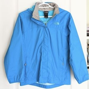 The north face windbracker youth size 14-16